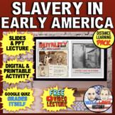 Slavery in Early America Bundle