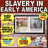 Slavery in Early America Bundle