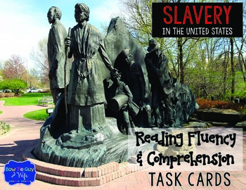 Slavery in the United States: Reading Fluency and Comprehe