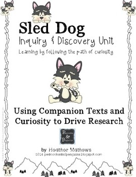 Sled Dog Inquiry Unit Tools