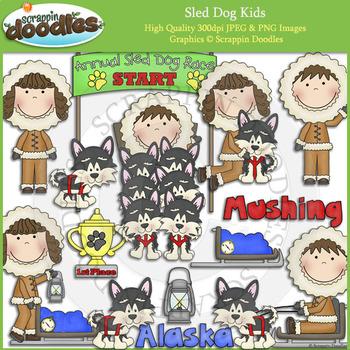 Sled Dog Kids