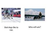 Sled Dogs, reader