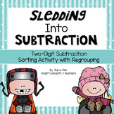 Sledding Into Subtraction: Two-Digit Subtraction