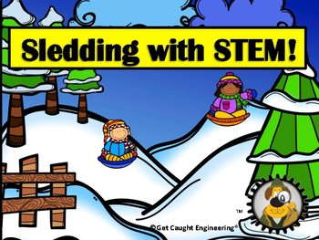 Sledding with STEM!