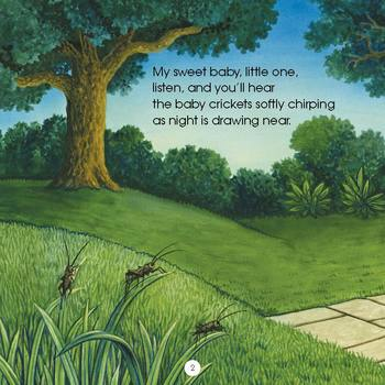 Sleep, My Little One Read-Along eBook & Audio Track