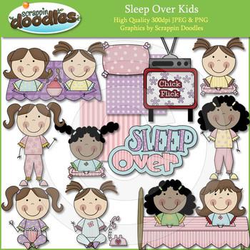 Sleep Over Kids