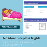 Sleep Problems ASD Parent Training