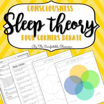 Sleep Theory Four Corners Discussion