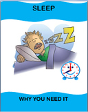 Sleep-Why You Need It; lesson- activities