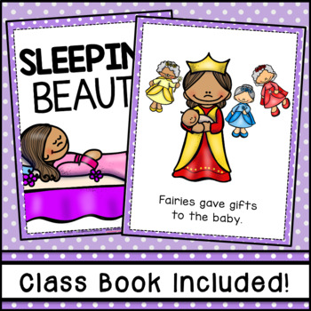 Sleeping Beauty Emergent Reader
