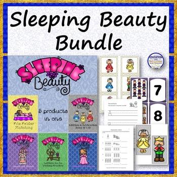 Sleeping Beauty Activities Bundle