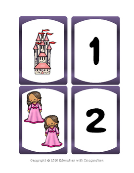 Sleeping Beauty Count and Match