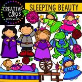 Sleeping Beauty {Creative Clips Digital Clipart}