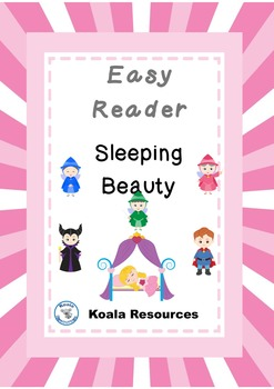 Sleeping Beauty Easy Reader Guided Reading Kit Fairy Tales