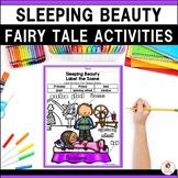 Sleeping Beauty No Prep Fairy Tale Activities