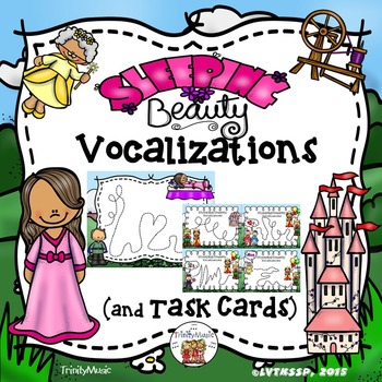 Sleeping Beauty Vocalizations (Vocal Exploration)