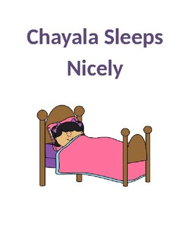Sleeping Nicely- Social Story