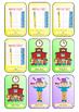 Sleeping Students Math Card Game