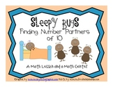Sleepy Bugs: Finding Number Partners of 10