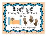 Sleepy Bugs: Finding Number Partners of 10