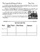 Sleepy Hollow - Complete Unit w/ Text and Writing Assessment