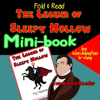 Sleepy Hollow Condensed Reader Mini-book