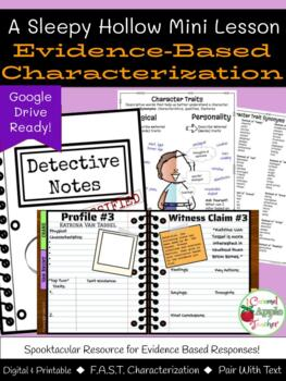 Sleepy Hollow Unit Characterization Pack