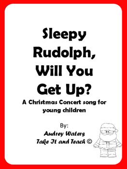 Sleepy Rudolph