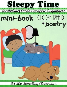 Sleepy Time  - Close Reading