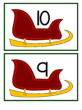 Sleigh Ride Subtraction