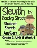 Sleuth Reading Street, Gr. 3 Unit 5 Wk 1, Suki's Kimono