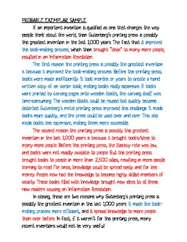"""Sleuth Reading Street, Gr 5. Unit 3 Wk 1 """"Greatest Invention"""" Fabulous Perpetual"""