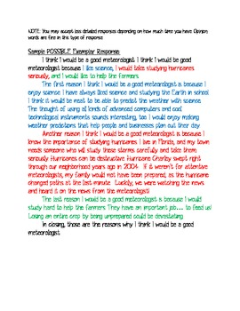 Sleuth Reading Street, Gr. 4 Unit 3 Wk 1 What's Weather Like Today? The Man...