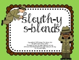 Sleuthy S-Blends: Articulation Packet for Speech Therapy
