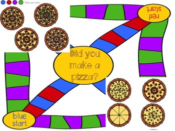 Slice Of the Pie - Fraction Game w/2 Extension Activities {Number Lines}