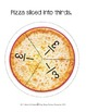 Slice by Slice Pizza Fraction Game