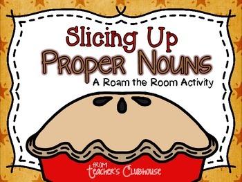 Slicing Up Proper Nouns