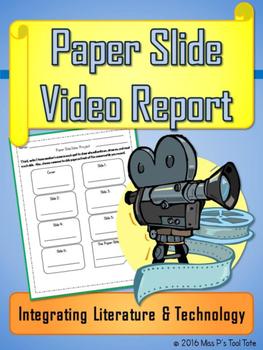 Slide Paper Video [Book Report]