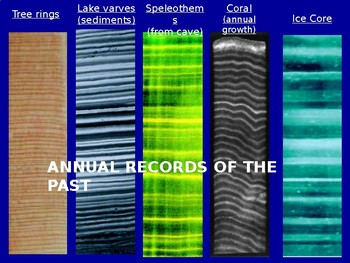 Slide Show: Introduction to Tree Rings