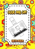 'Slide and Say' Preposition Between Learning Activity