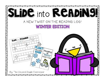 Slide into Reading: A new twist on the reading log