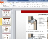 Slide presentation about Siding, Gutters, and Window installation