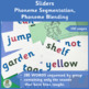 Be a Phonics Detective with these Slider Words! | Sassoon Font