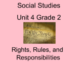 Slides For Social Studies Passport Grade 2 Unit 4