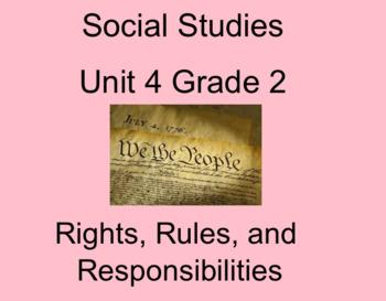 Slides For Social Studies Passport Grade 2 Unit 4
