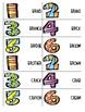 Slides N Ladders- R-Blends Game Board