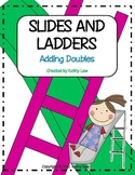 Slides and Ladders--Adding Doubles