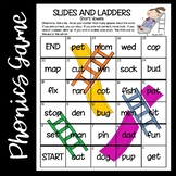 Slides and Ladders--Vowel Games