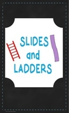 Slides and Ladders with Board