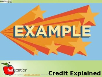 Slides related to Credit Cards, Scores, and Reports